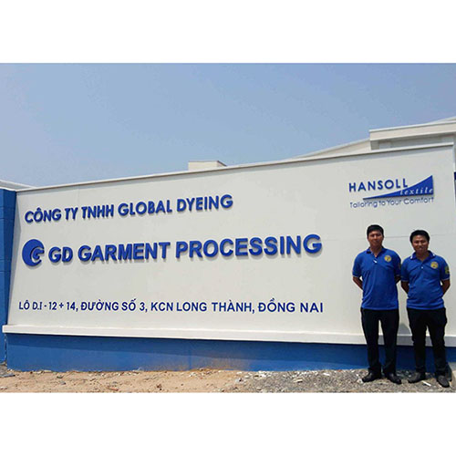 CÔNG TY GD GARMENT PROCESSING