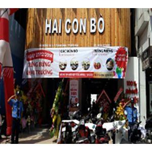 HAI CON BÒ